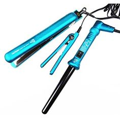 Revlon Bold Expressions Flipperless Curling Wand