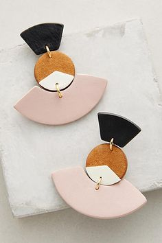 Fanned Drops - anthropologie.com