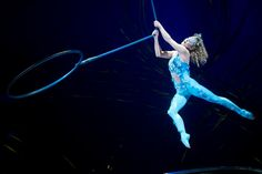 Cirque du Soleil. | Cirque du Soleil's Amaluna Serves up Shakespeare With a Twist ...