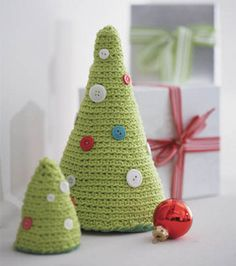 Christmas Trees : knit, crochet & fiber arts :  Shop | Joann.com