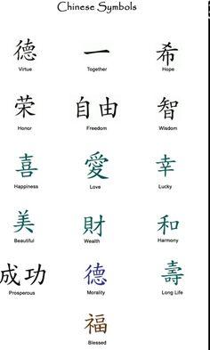 Chinese symbols                                                                                                                                                                                 Más