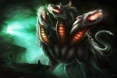 Cerberus Guardian of Underworld