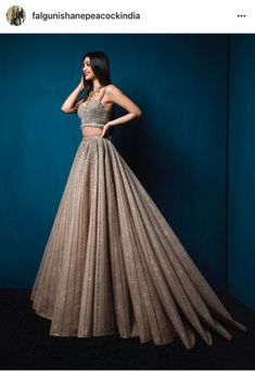 Wedding Gown Indian Brides Receptions Beautiful 22 New Ideas Indian Wedding Outfits, Bridal Outfits, Indian Outfits, Indian Reception Outfit, Wedding Dresses, Indian Designer Outfits, Designer Dresses, Lehnga Dress, Lehenga Gown