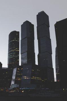 "envyavenue: ""Moscow City | Photographer """
