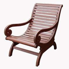 Plantation Chair...for the front porch. You know, once kohls deeply discounts this sucker!
