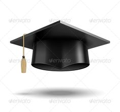 Student Hat  #GraphicRiver         Vector Student hat isolated on white background. Editable EPS and Render in layered PSD     Created: 10September13 GraphicsFilesIncluded: PhotoshopPSD #JPGImage #VectorEPS Layered: Yes MinimumAdobeCSVersion: CS Tags: academic #achievement #black #cap #ceremony #college #diploma #educate #education #educational #exam #grad #graduate #graduation #hat #intellect #intelligence #isolate #isolated #knowledge #learning #mortarboard #school #student #study #success…