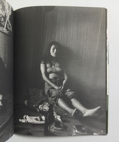 In Hot days in camp Hansen, Japanese photographer Mao Ishikawa documents her intimate circle of female friends, most of whom worked as bar hostesses in Okinawa, and their G.I. boyfriends, lovers or acquaintances. The bars of Okinawa were racially segregated and Ishikawa's photographs were captured in 'coloureds only' establishments. The series made between 1975–7, bravely displayed forbidden relationships between the local girls and the American G.I.s.