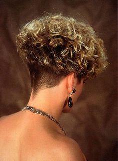 Wedge 003a | Wedges, Hair style