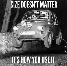 Very famous picture of fiat 500 in a Rally competition Fiat 500 Car, Fiat 126, Fiat Cars, Fiat Cinquecento, Fiat Abarth, Sport Cars, Race Cars, Photo Souvenir, Cool Bicycles