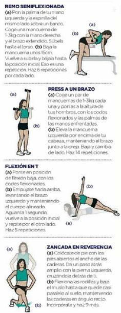F ENTRENAMIENTO SEGÚN EL TIPO DE CUERPO DE MUJER | Aptitud Fitness