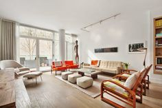 Superbe appartement Manathan New York decodesign / Décoration