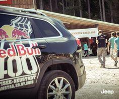 Jeep X Red Bull 400: Nummern Abholung