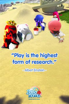 Highest heaven play research