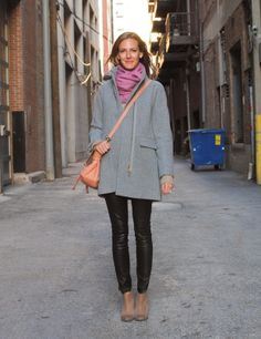 See Jane.: lovely neutrals with pink for fall