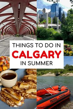 8 Awesome Things to Do in Calgary, Alberta in Summer #Canada #Calgary