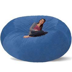 8 ft giant bean bag chair beanbags sphere chairs furniture dorm