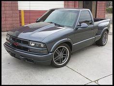 1999 Chevrolet S10/LS1 V8