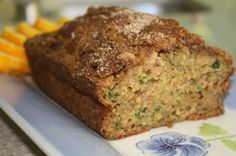 A tried and true, classic vegan banana bread! Perfectly moist and delicious, this healthy vegan banana bread recipe makes a terrific snack or great way to start the day. Vegan Banana Bread, Easy Banana Bread, Zucchini Bread, Banana Bread Recipes, Yummy Treats, Delicious Desserts, Dessert Recipes, Yummy Food, Healthy Treats