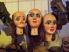 Siracusa, Museo del Piccolo teatro dei pupi, via Flickr. #InvasioniDigitali il 23/04/2013 alle ore 16:00 Invasore: Tano Rizza