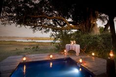 Into the Wilds and Beyond. In the Linyanti wilderness: Zarafa Camp Top Place, Marriage Proposals, Wilderness, Safari, Africa, Romance, Camping, Explore, This Or That Questions