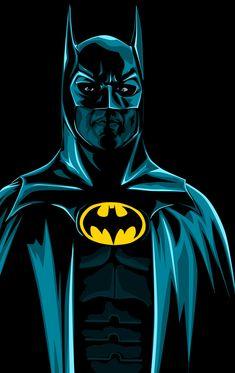 Batman Vs Superman, Batman Art, Batman Robin, Hd Batman Wallpaper, Michael Keaton Batman, Dc Comics, Batman Universe, Dc Universe, Dc World