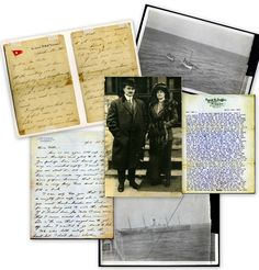 Titanic archive