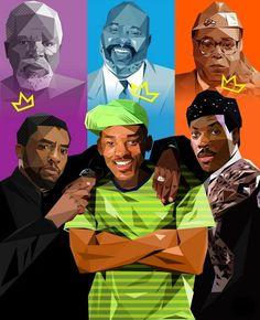 Black love art Home Decor h&m home decor Dope Cartoon Art, Dope Cartoons, Black Cartoon, Black Love Art, Black Girl Art, My Black Is Beautiful, Black Tv, Arte Do Hip Hop, Hip Hop Art