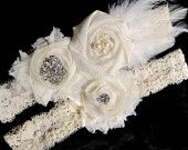 Garter, Bridal Garter, Wedding Garter Set, Bridal Garter Set, Ivory Bridal Garter, Keepsake and Toss