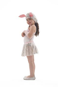 Coelha - Fantasia Infantil Lezoo