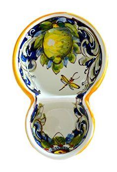 Vietri Blue Lemon Olive Appetizer Plate The Copper Olive http://www.amazon.com/dp/B00O5B4LKU/ref=cm_sw_r_pi_dp_-nJtub12MDS2F