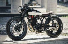 Honda FT500 by Pipeburn