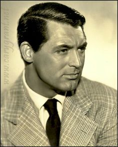Cary Grant... They don't make them like this anymore.