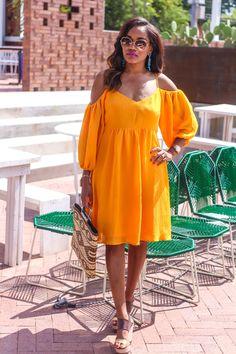 12379aa2b7117 anthropologie sale, anthropologie sale, summer dress under $50, cold shoulder  dress, yellow