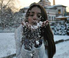 Girl - Winter & Christmas
