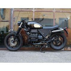 Scramblers & Trackers | @scramblerstrackers | Tag: #scramblerstrackers | BMW K75 by @cafetwin ...