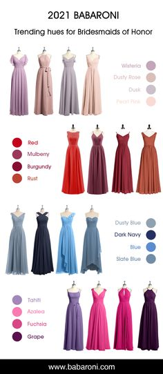 Jamie is a beautiful full-length chiffon gown with shoulders. The special ruffle shoulder design makes you look elegant. The bold and special open back highlights your beautiful back. Come and visit babaroni.com, choose from 66+ colors & 500+ styles. #bridesmaiddresses#wedding#babaroni #weddingideas