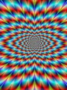 Not an animated gif. Watch a spinning spiral from this Board for a couple of minutes then come back for maximum effect. Try different spirals for different effects. Optical Illusion Wallpaper, Trippy Wallpaper, Cool Optical Illusions, Art Optical, Illusion Pictures, Mind Tricks, Illusion Art, Psychedelic Art, Art Plastique