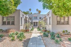 Succulent Gardening | Bungalow Style | Hip and Humble Duplex | Silver Lake Sunset Junction