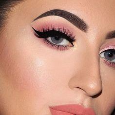 Soft Pink Glam Makeup Tutorial | Melissa Samways ♡ 🎥Tutorial in my YouTube Channel😍Subscribe💞  All the products used is in description box💋Link in my Bio  Soft Pink Glam Makeup Tutorial | Melissa Samways ♡ 🎥Tutorial no meu canal do YouTube😍Inscreva-se💞Todos os produtos usados estão na descrição do vídeo💋Link na minha Bio…