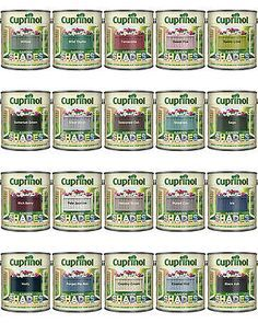 Cuprinol Garden Shades Litre Application New Bare Wood Should