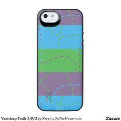 Vanishing Trails B/P/G Uncommon Power Gallery™ iPhone 5 Battery Case