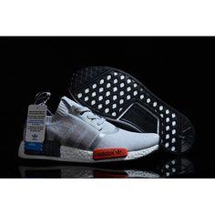 6ab480128bd adidas Men s Originals NMD Runner Primeknit grey รองเท้า