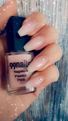 Ausgepackt: 99nails.de Überraschungsbox - Testbiene Pink, Nail Polish, Nails, Bees, Nail Polishes, Finger Nails, Ongles, Polish, Pink Hair