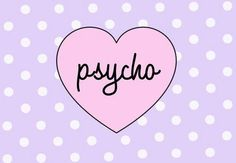 Lol yeah she's my little psycho ❤️☺️