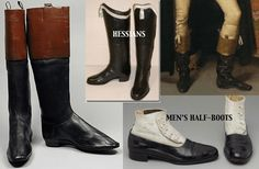 Types of men's boots