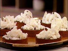 Método Gross. Mini Gateaux - Tarta oscura de chocolate y coco (+lista d...