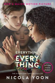Movie poster for Everything, Everything based on the YA book by Nicola Yoon, starring Amandla Stenberg as Maddy and Nick Robinson as Olly. Everything, Everything Movie In theaters now Netflix Movies, Hd Movies, Movies Online, Good Movies To Watch, Great Movies, Movies About Love, Everything Everything Movie, Amandla Stenberg Everything Everything, After Buch
