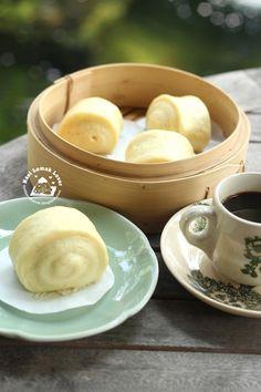 Nasi Lemak Lover: Sweet Corn Mantou (steamed buns) 甜粟米馒头