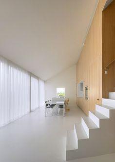 Wood is good.. House Bierings / Rocha Tombal Architecten