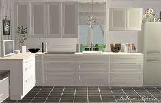 SIMS 2 - 21 IKEA Faktum recolors (Aelia eco) - Downloads - BPS Community